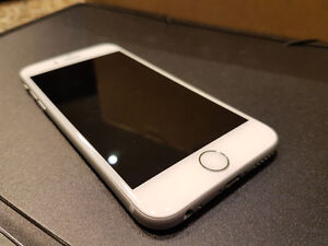 iPhone 6 16GB White Good Condition Virgin/Bell Box+Acc