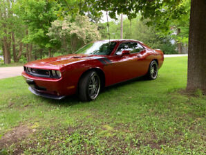 2009 Dodge Challenger R/T Coupe (2 door)