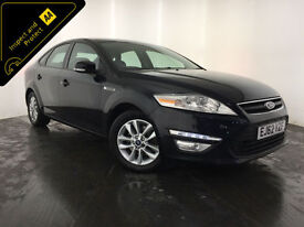 2012 62 FORD MONDEO ZETEC TDCI DIESEL 1 OWNER SERVICE HISTORY FINANCE PX