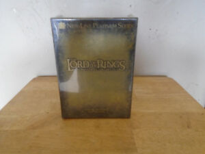LORD OF THE RINGS SPECIAL EXTENDED DVD EDITION FOR SALE