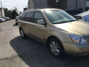 2009 Kia Sedona EX certified & e tested 5595$+hst