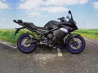 Yamaha 600 Diversion 2014