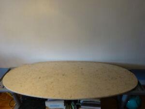 pour table pierre de Jérusalem Gold Cream