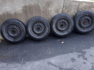 Winter rims for Mazda 3