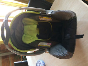 Poussette Babytrend Velocity 3 roues