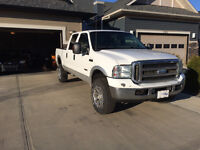STOLEN WHITE FORD F350 FROM OUR DRIVE WAY