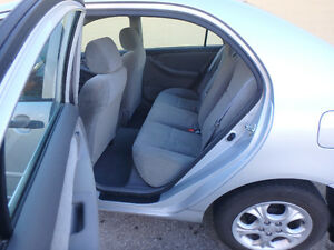 2006 Toyota Corolla CLEAN - NO ACCIDENT - ALLOYS - CERTIFIED Kitchener / Waterloo Kitchener Area image 9