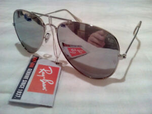 several RAY-BAN SUNGLASSES! only $45 each or choose 2 for $80!!