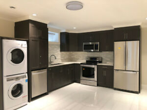 Brand New Beautiful Legal 2 Bedroom Basement Suite - 850sf