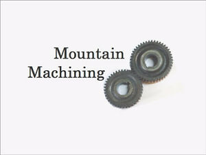 Machining, metal fabrication, mechanical design, welding
