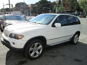 BMW 2005 X5, 4.4L, NAVIGATION, LEATHER, EXTRA CLEA