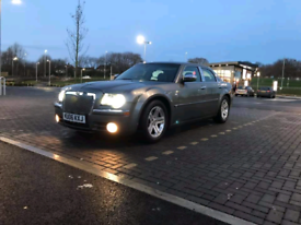 CHRYSLER 300C TOP SPEC LOOKS AND DRIVES LOVELY PX WELCOME