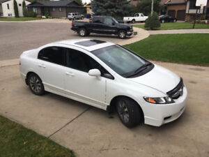 2010 Honda Civic EX-L Sedan