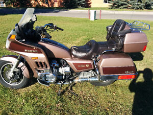 1986 Honda gold wing Aspencade