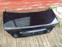 Bmw e46 coupe boot lid