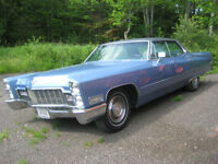 1968 Cadillac Deville Sedan --REDUCED!!!