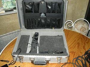 Micrphones, Pick-Up & Cables