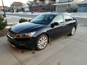 2014 Honda Accord (EX-L, Leather) - 69,500 KM - w/ winter tires