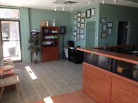 Commercial Condo:  Office & Shop MINT CONDITION