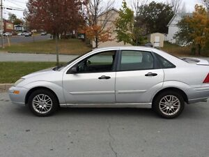 2003 Ford Focus SE, NEW 2 YR MVI, 116000 kms., Automatic