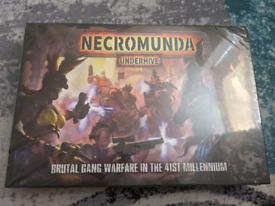 Warhammer necromunda underhive new BNIB