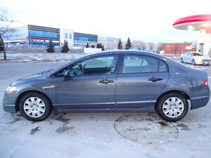 2009 Honda Other DX-A Sedan. One owner. Winter Tires included
