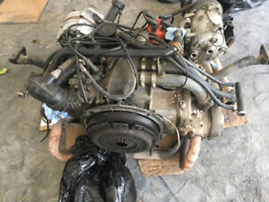 1984 Vanagon running Engine 1.9l vw westfalia