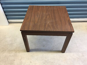 Old Coffee Table
