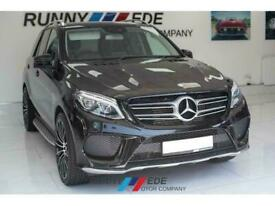 image for 2016 Mercedes-Benz GLE CLASS GLE350d V6 AMG Line SUV Diesel Automatic