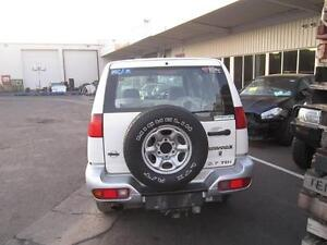 NISSAN TERRANO R20 2000 2.7 TURBO DIESEL **WREAKING ALL PARTS*** Brooklyn Brimbank Area Preview