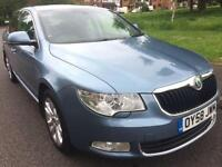 SKODA SUPERB 2008 1.9 TDI PD SE + DIESEL NEW SHAPE FULL DEALER SERVICE HISTORY