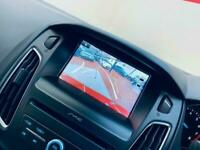 2016 Ford Focus 1.0 TITANIUM X 5d 124 BHP Hatchback Petrol Manual