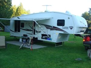 2007 SABRE 5TH WHEEL - FOR SALE