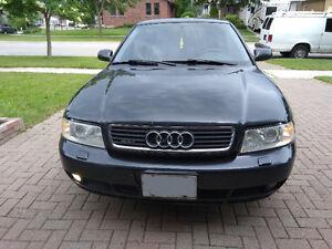 2001 Audi A4 1.8 Sedan