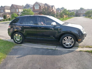 2008 Lincoln MKX 4WD, PANORAMIC SUNROOF, LEATHER INT - Durham