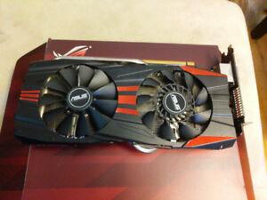 Selling GPU - Video Card - Asus Direct CUII Nvidia GTX 780