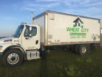 Wheat City Moving & Delivering