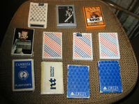 JEUX CARTES COLLECTION AMERICAN AIRLINES, DELTA, NT, CAMBISSA Laval / North Shore Greater Montréal Preview