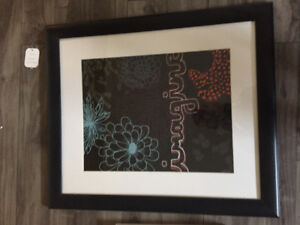 Brand new Home picture frames