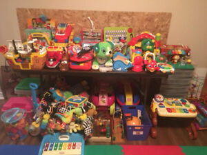 Toys....Toys - Huge Selection for Infants & Toddlers 0-4 years!