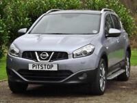 Nissan Qashqai 1.6 Tekna 5dr PETROL AUTOMATIC 2012/62