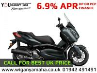 YAMAHA X-MAX 125 TECH MAX, LIMITED EDITION POWER BLACK 125cc AUTOMATIC SCOOTE...