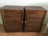 Bespoke Bedside Cabinets