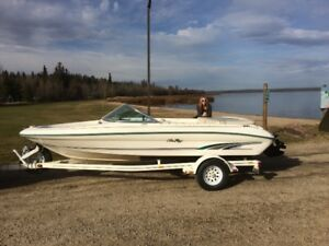 1996 SeaRay 175 Bowrider