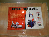 Tire Changer Machine 110V  & Air Operated Commercial Machine New