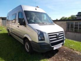 2001 Volkswagen Crafter TDi 5 Berth 5 Traveling Seats Centre Dinette Re 11145