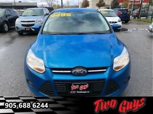 2014 Ford Focus SE  - Local - Trade-in - Bluetooth