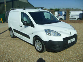 Peugeot Partner 1.6HDi ( 92 ) 850 S L1 NO VAT TO PAY