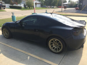 2013 Subaru BRZ Sport Tech Edition