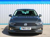 Volkswagen Passat 2.0 Se Business Tdi Bluemotion Tech Dsg 2015 (15)